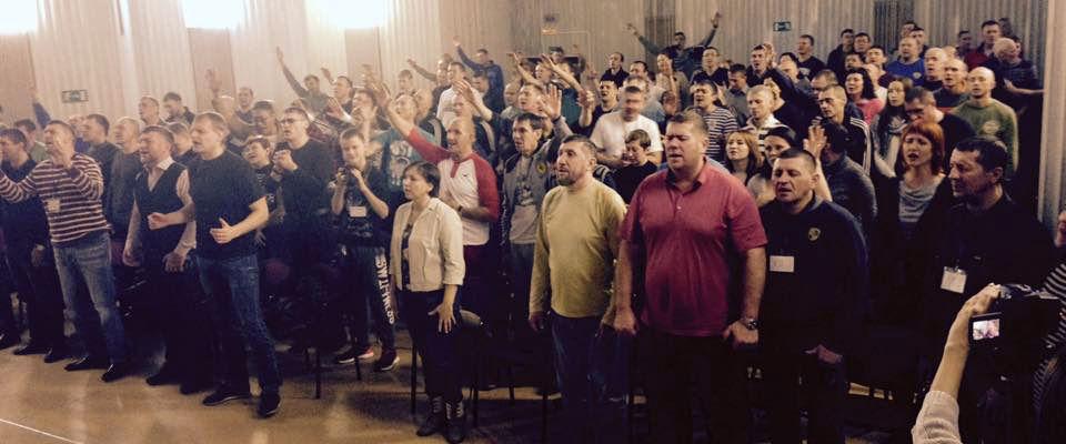 Порядка ста капелланов посетило тюремную конференцию в Ачинске