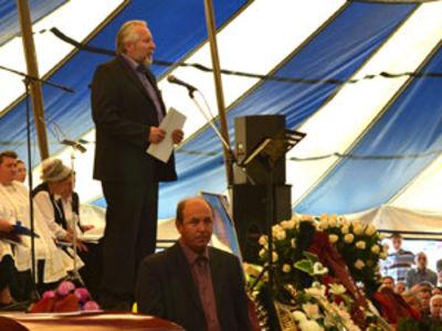 «Побеждающий наследует всё»: христианский мир прощался с Иваном Федотовым