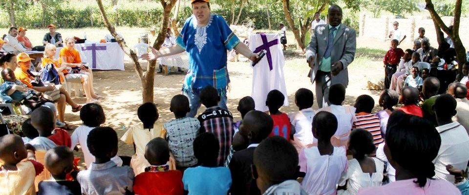 Миссионерское служение