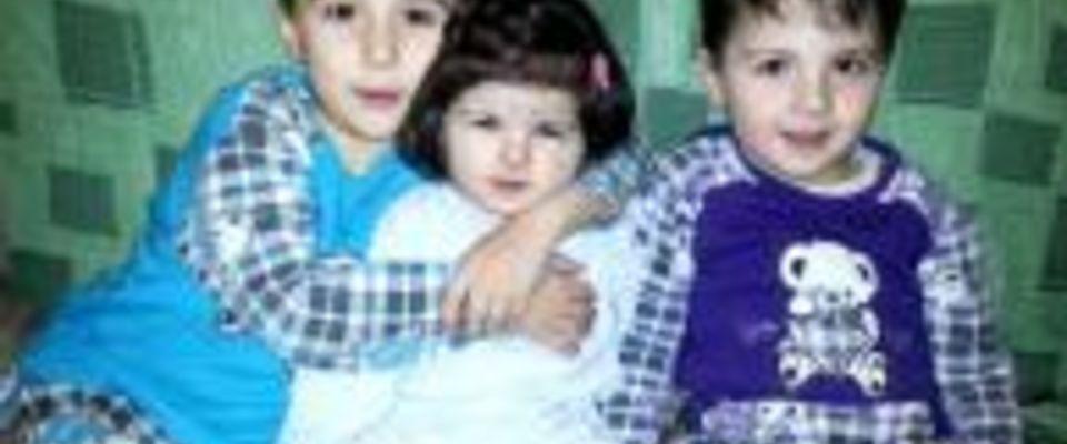 """СБОР ЗАКРЫТ! СПАСИБО! Многодетная семья прихожан церкви """"Исход"""" (г. Пятигорск) нуждается в помощи на лечение ребенка"""