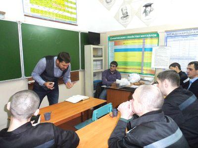 В Новосибирске состоялись рождественские встречи с осужденными