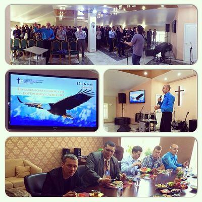 В Иркутске прошла первая Региональная Прибайкальская конференция по тюремному служению