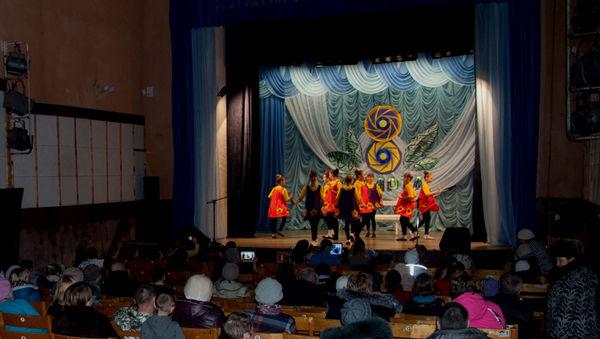 Благотворительный фонд «Преображение» принял участие в концерте приуроченному к 8 марта
