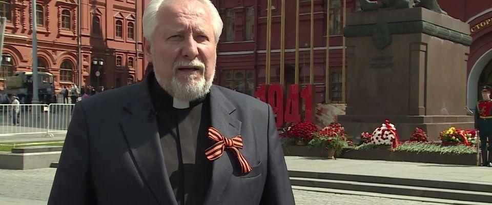 """Епископ Сергей Ряховский: """"У Бога мертвых нет, у Бога все живы!"""""""