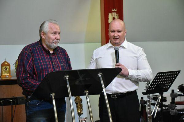 Епископ Сергей Ряховский провёл богослужение в Пензе