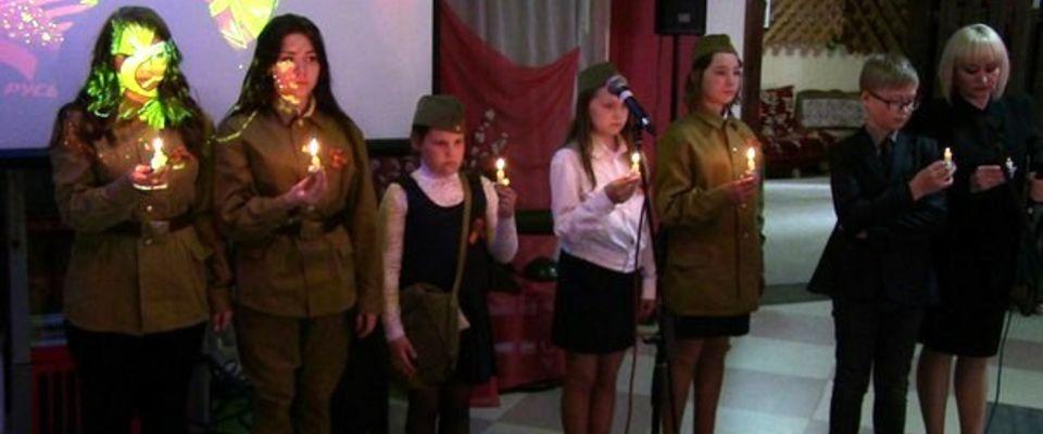 В Свердловской области верующие провели  по просьбе ветеранов ВОВ концерт