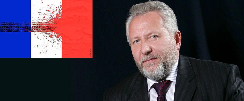 Епископ Сергей Ряховский: «День национального праздника Франции обернулся трагедией»