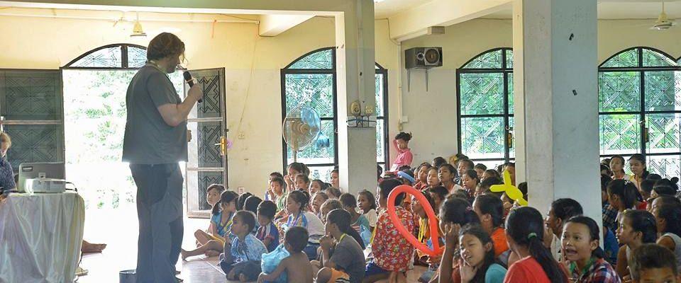 Российские христиане провели детскую конференцию в  Камбодже