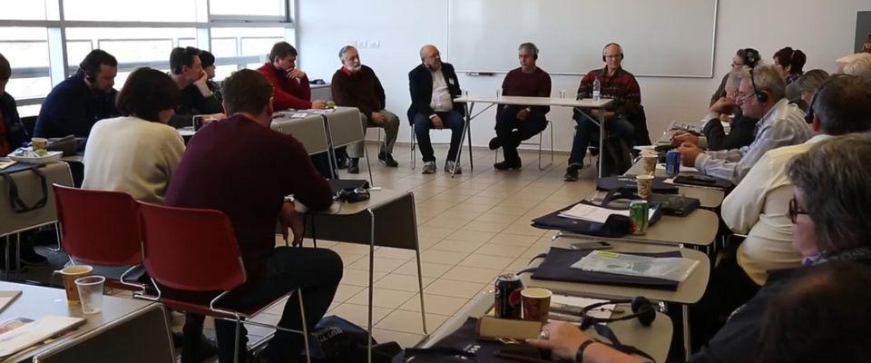 Второй день рабочей поездки епископов и пасторов евангельских церквей России в Иерусалим