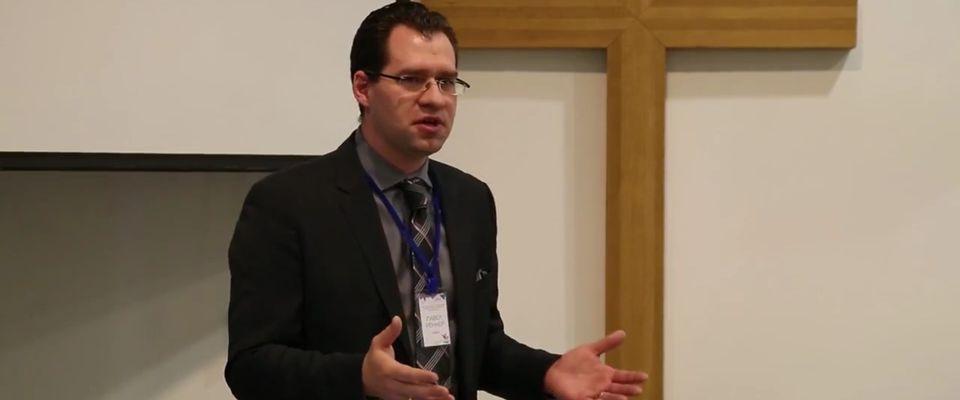Выступление об опасности Интернета для детей на конференции «Укрепляя семью – спаси мир» стало темой для проповеди