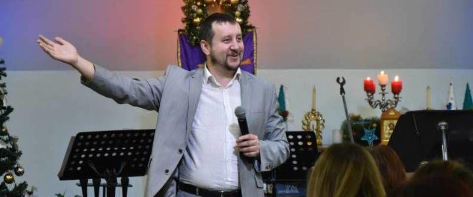 В пензенской церкви «Живая вера» отметили Рождество