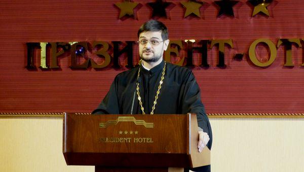 Епископ Сергей Ряховский провел XVII Национальный молитвенный завтрак, посвященный 500-летию Реформации