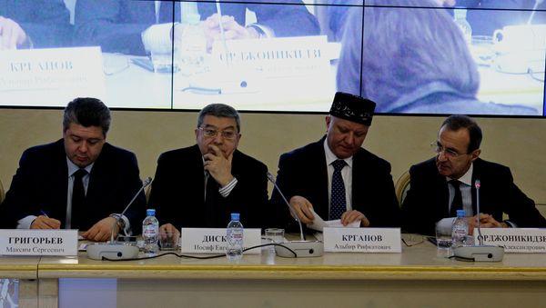 В Общественной палате РФ обсудили важность общения между молодежью разных конфессий