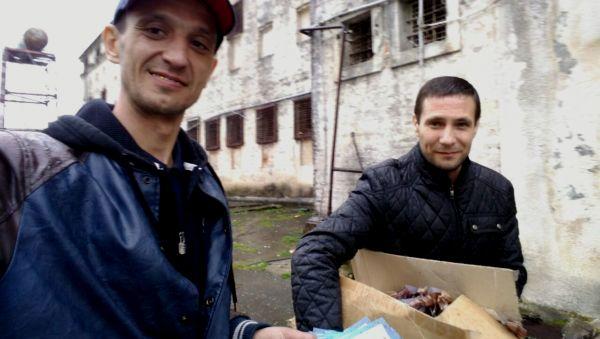В Абхазии накануне Пасхи российские миссионеры посетили заключенных