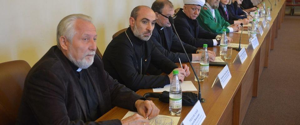 Епископ Сергей Ряховский: «Президентский Совет становится площадкой для общих гуманитарных проектов российских конфессий»