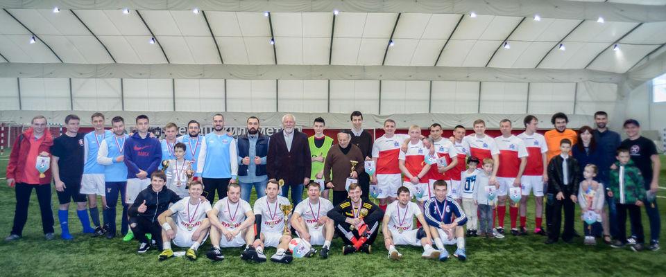 Турнир по мини-футболу среди команд религиозных организаций столицы пройдет на стадионе «Спартак»