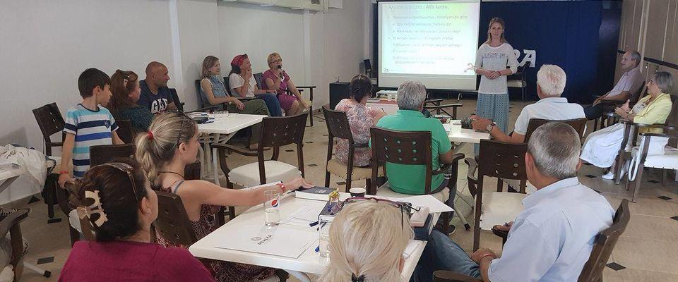 Служители РОСХВЕ провели «Альфа конференцию» для турецких христиан