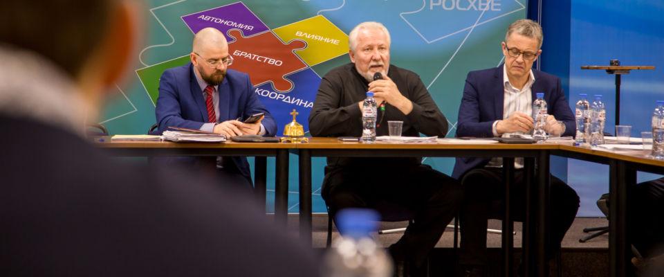 Духовный Совет РОСХВЕ утвердил проповедников Малого Собора РОСХВЕ – 2017