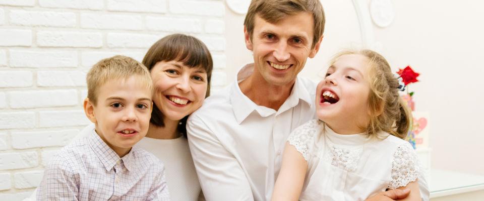 «Моя Реформация»: Семейная пара рассказала, что помогает им в воспитании ребенка-инвалида