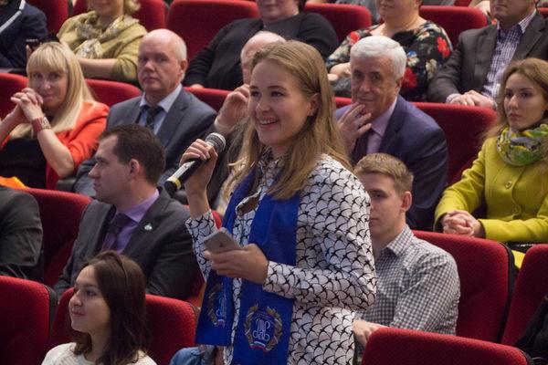Ник Вуйчич учил московских студентов любить и прощать