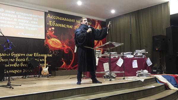 Церкви Кемеровской области творчески отметили 500-летие Реформации
