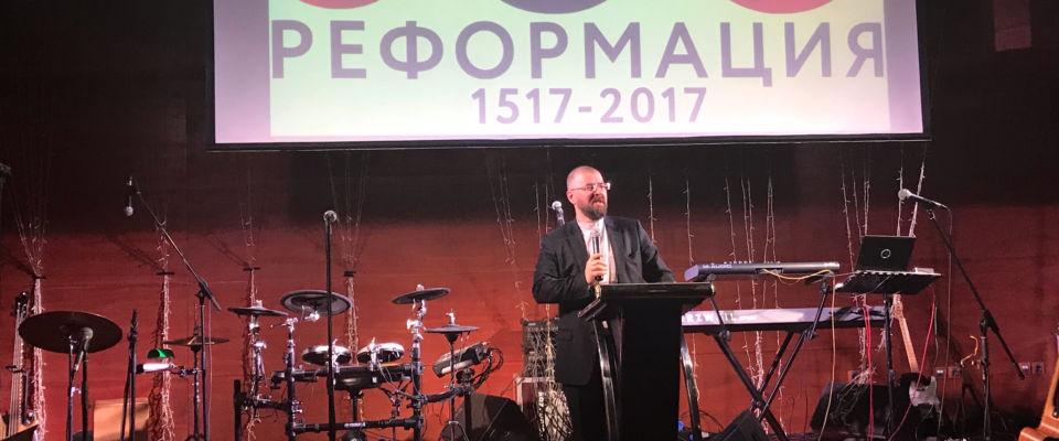 Церкви Казани провели концерт в честь 500-летия Реформации
