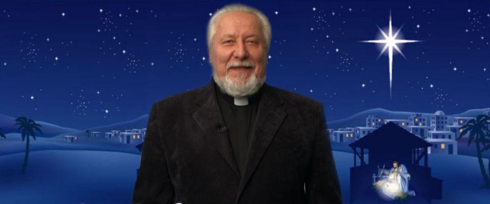 Поздравление епископа Сергея Ряховского с Рождеством Христовым и Новым 2018 годом!