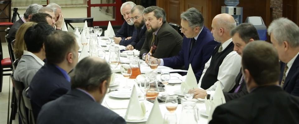 Главы протестантских церквей России подвели итоги уходящего года