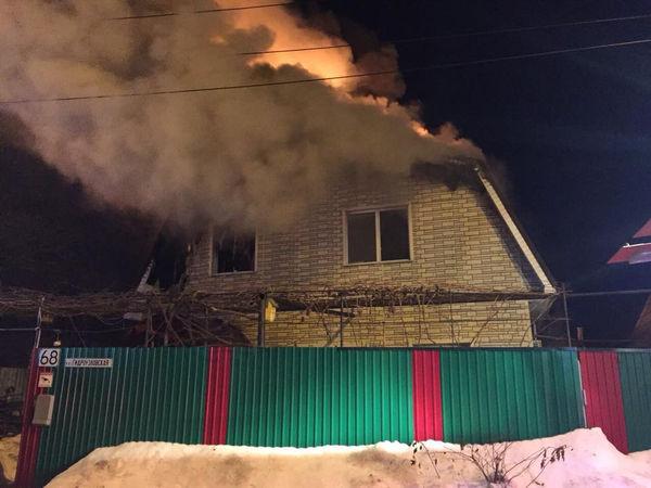ОБНОВЛЕНО 7.02! У епископа Анатолия Кравченко сгорел дом. Сбор средств на строительство.