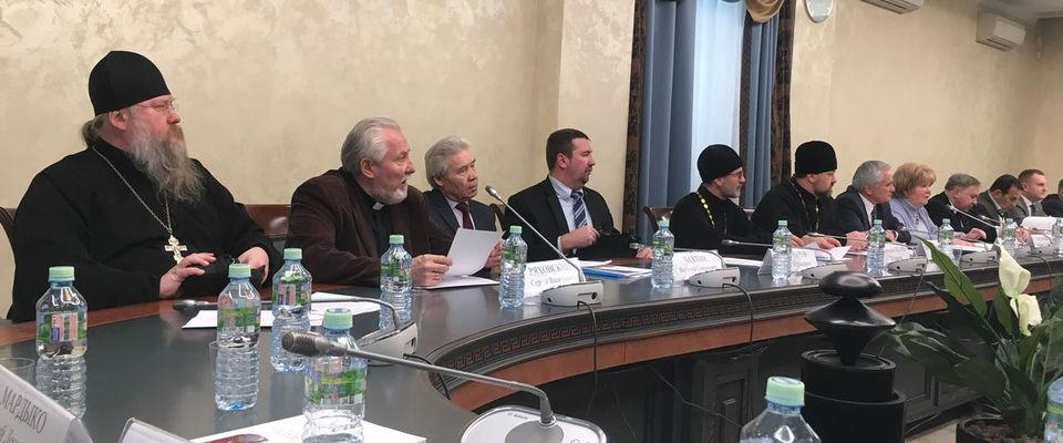 Епископ Сергей Ряховский подчеркнул важность сотрудничества между религиозными организациями и ФСИН России