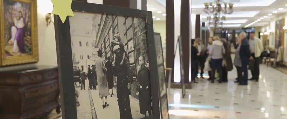 В московской церкви «Благая весть» прошёл вечер памяти жертв Холокоста