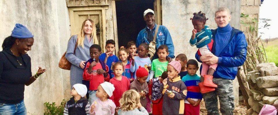 Миссионеры из Новосибирска доставили гуманитарную помощь кубинским семьям