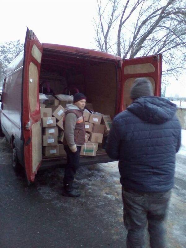 Александр Бабич: Жители Донбасса нуждаются не только в гуманитарной помощи, но и в духовной поддержке