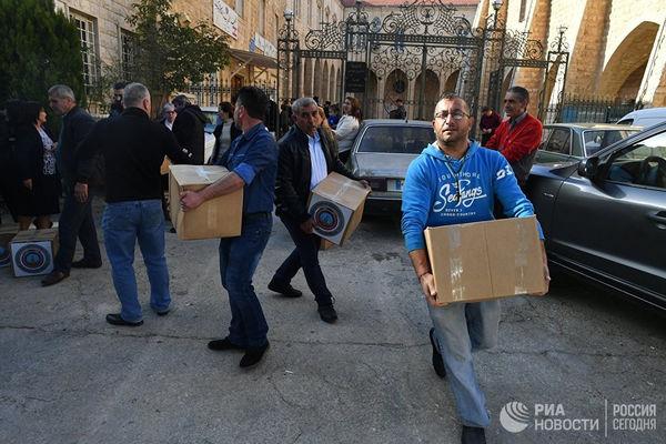 «ООН про нас забыла». Бежавших из Сирии христиан загоняют в гетто