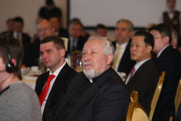Глава Всемирной продовольственной программы ООН посетил XVIII Национальный молитвенный завтрак
