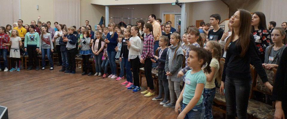 Дети Кузбасса узнали характер Небесного Отца