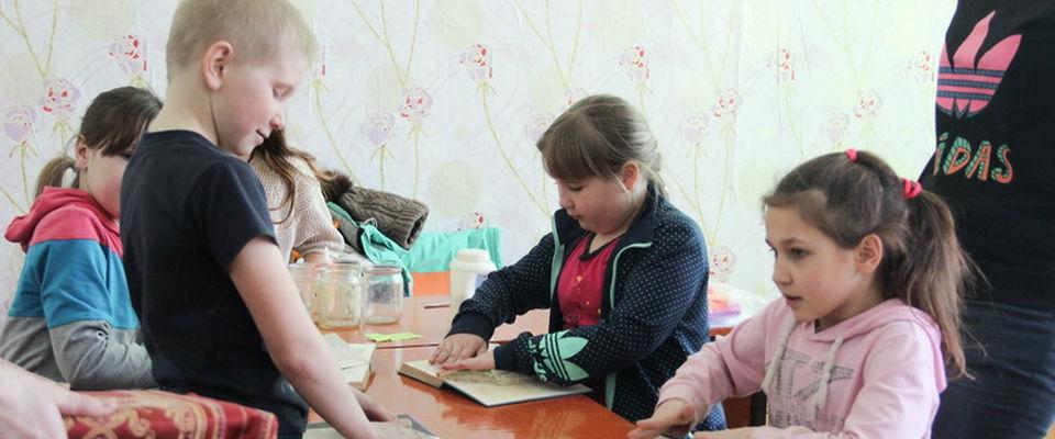 Сельчане благодарят христиан за социальную помощь