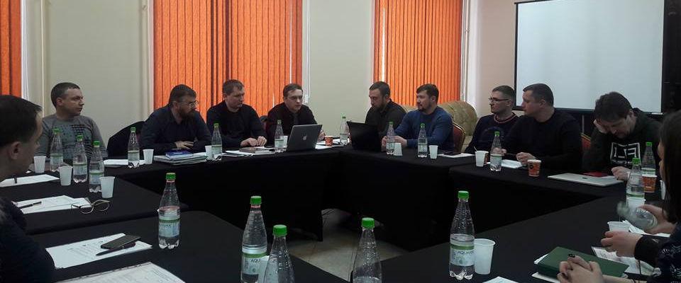 Координационный Совет реабилитационных служений РОСХВЕ пополнился новыми служителями