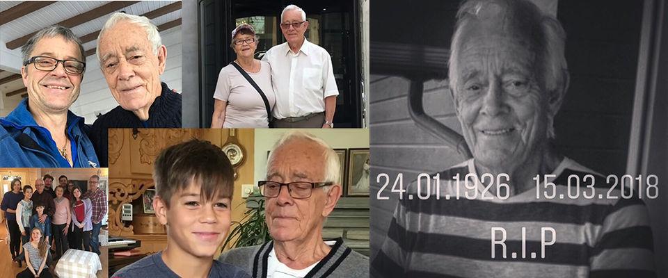 Памяти Олы Исхоел: «Он был лучшим отцом, которого только можно представить…»