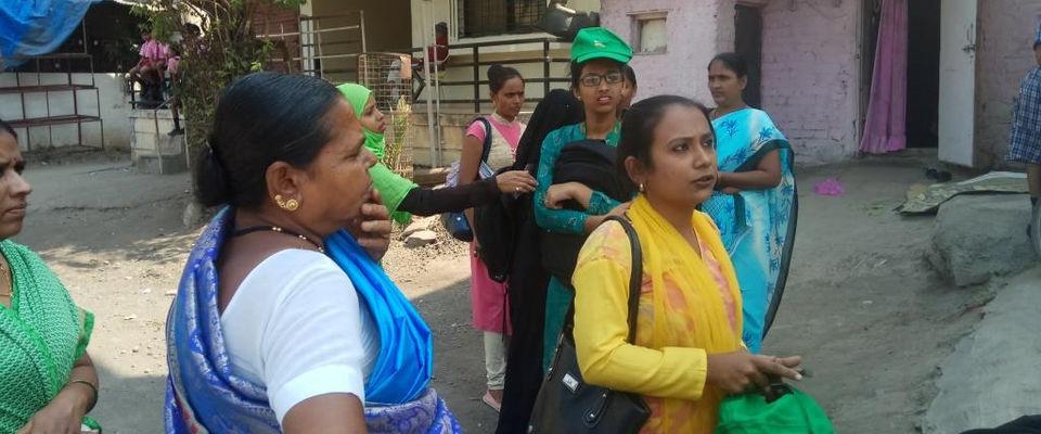 Российские миссионеры проповедовали Евангелие в Индийских трущобах