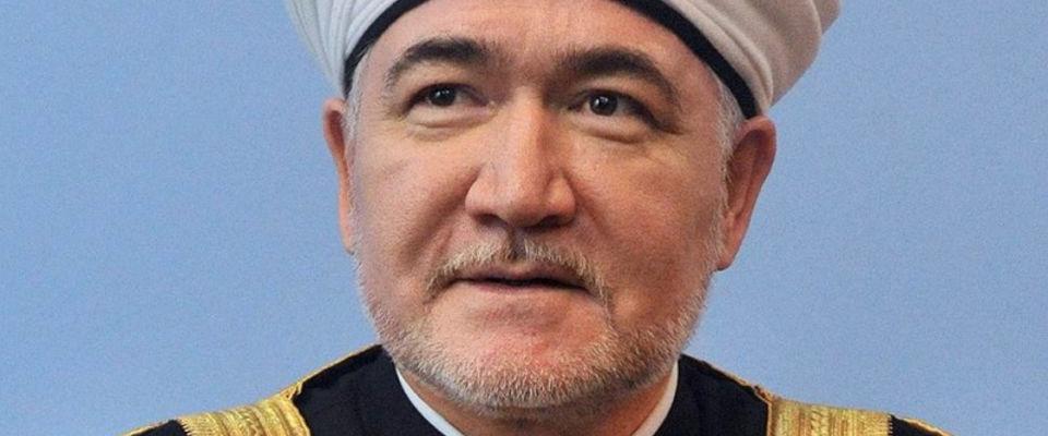 Поздравление с днём рождения от Председателя ДУМ РФ муфтия шейха Равиля Гайнутдина