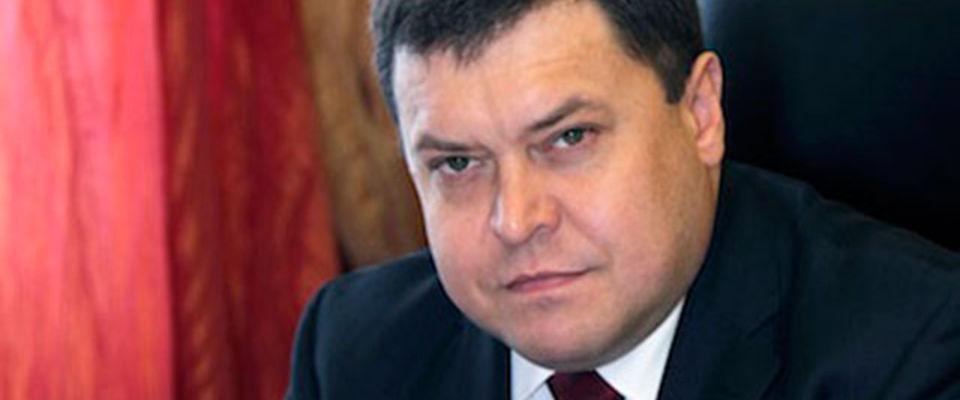 Поздравление с днём рождения от Начальствующего епископа РЦХВЕ Эдуарда Грабовенко