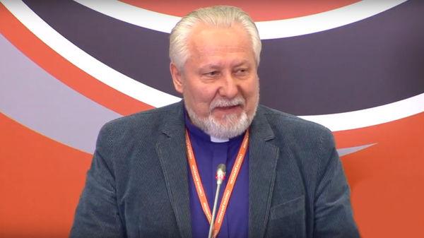 Епископ Сергей Ряховский выступил на столыпинском форуме с докладом «Мягкая сила служения»