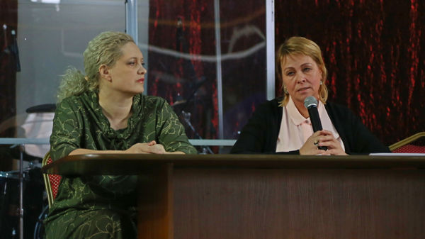 Круглый стол «Репрессии в богоборческом государстве и покаяние современников» прошел в Кемерово
