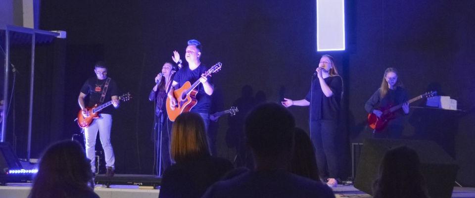На молодежную конференцию «DREAM IN ACTION 2018» съехались христиане из 16 городов