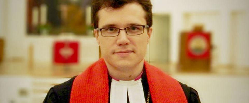 Поздравление с Праздником Светлой Пасхи от Архиепископа Евангелическо-Лютеранской Церкви России Дитриха Брауэра