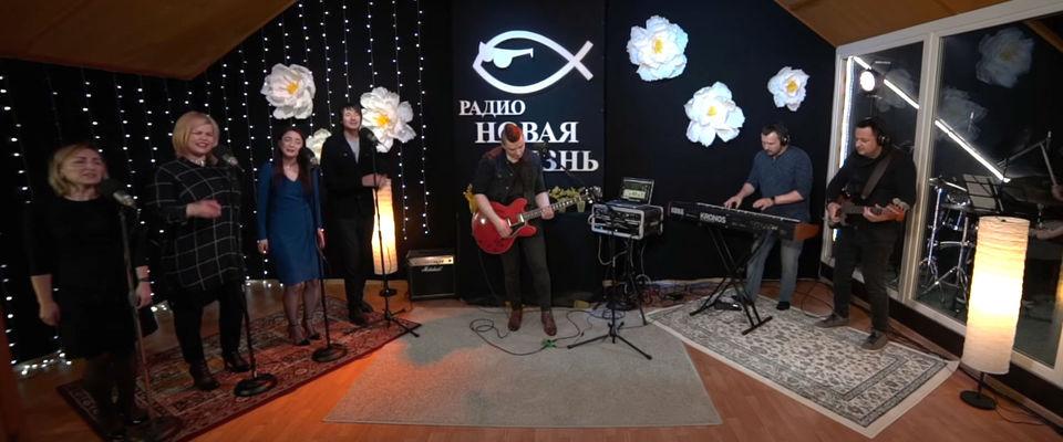 В преддверии Пасхи московские христиане записали музыкальный фильм-концерт