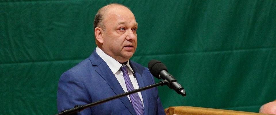 Руководитель департамента национальной политики и межрегиональных связей города Москвы В.И. Сучков поздравил с Пасхой