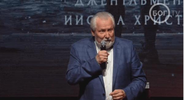 Епископ Сергей Ряховский проповедовал на конференции «Джентльмен Иисуса Христа»