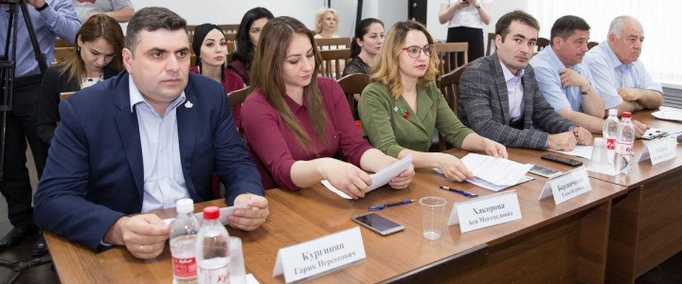 Епископ Гарик Кургинян был избран председателем Комиссии по межнациональным и межрелигиозным отношениям Общественной палаты КЧР